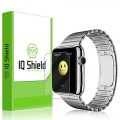 IQ Shield LiQuidSkin (6-Pack) – Apple Watch 42mm Screen Protector & Warranty Replacements – HD Ultra Clear Film – Protective Guard – Extremely Smooth / Self-Healing / Bubble-Free Shield