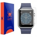 Skinomi® MatteSkin [6 Pack] – Apple Watch 42mm Matte Screen Protector [Full Screen Coverage + WaterProof] Anti-Glare / Anti-Fingerprint / Anti-Bubble – Lifetime Replacement Warranty