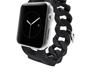 Case-Mate Replacement Band for Apple Smart Watch – Retail Packaging – Black