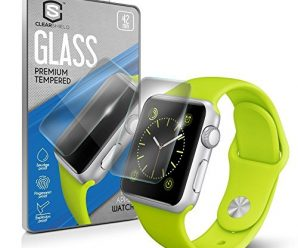 ClearShield CS-38MM Best Screen Protector for Apple Watch