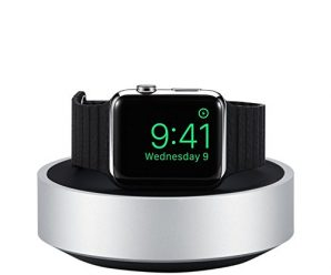 Just Mobile HoverDock Charging Stand for Apple Watch (ST-368) – Retail Packaging