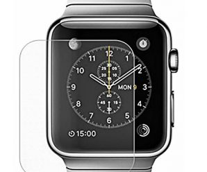 Josi Minea Apple Watch [42mm] Tempered Glass Ballistic LCD Screen Protector Film Screen Guard Premium High Quality HD Cover Shield for Apple Watch – 42mm