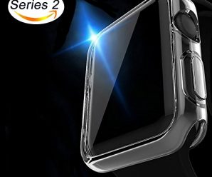 Apple Watch Case, Misxi iphone Watch 2 TPU Screen Protector All-around ultra-thin Cover for i Watch Series 2 (42mm)