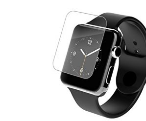 ZAGG InvisibleShield HD Screen Protection – HD Clarity + Premium Protection for Apple iWatch (42mm)