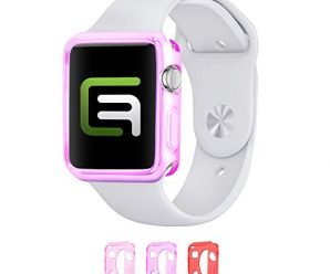Case cover bundle for Apple Watch – MV (38mm Apple Watch 1 – 3 pack: Women) – Only for Apple Watch Series 1