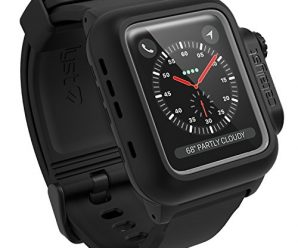 Catalyst case for 42mm Apple Watch Series 3 & Series 2 – Waterproof Shock Resistant (Stealth Black)