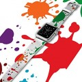 Sprawl iWatch Accessories Apple Watch Band 42mm Colorful Cute Pattern