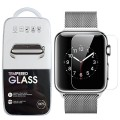 Apple Watch Screen Protector, Rhidon Brand Premium Tempered Glass Screen Protector for Apple iWatch 38MM