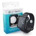 Apple Watch Case, Slim Minimalist Design by Slimtech [PROTECTIVE] Premium TPU design [Exact fit] [Lightweight] elegant, scratch resistant, shock resistant, Lifetime Warranty, 42mm [BLACK]