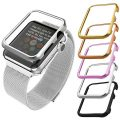Apple Watch Case(42MM), Bandmax Lightweight Quality Platinum Plated Hard Protective Case for Apple Watch/Watch Sport/Watch Edition Accessories